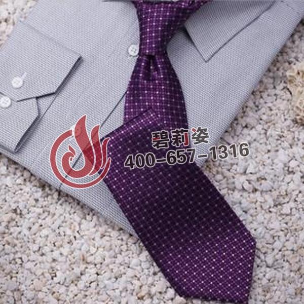 领带定制logo制作
